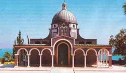 Kościół na Górze Błogosławieństw